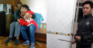 Bé trai 10 tuổi bị bố đẻ bạo hành: Xem xét khởi tố tội ngược đãi