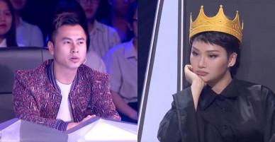 Dương Cầm xin lỗi Miu Lê vì cho rằng cô không đủ trình độ làm ca sỹ