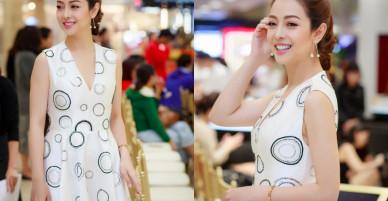 Jennifer Phạm tiết lộ bí quyết trẻ đẹp sau 3 lần sinh nở