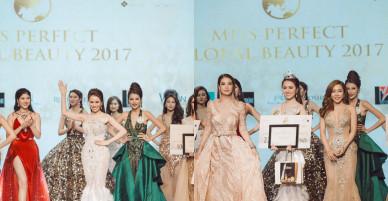 Miss Perfect Global Beauty 2017 đã tìm ra cô gái có vẻ đẹp tỉ lệ vàng