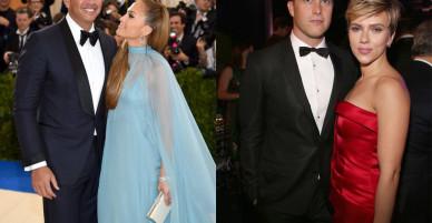 Những mối tình đẹp nảy nở trong năm 2017 của sao Hollywood