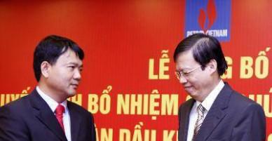 Khởi tố 2 nguyên Tổng Giám đốc Tập đoàn Dầu khí VN Phùng Đình Thực và Đỗ Văn Hậu