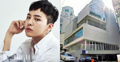 """Tiết lộ hình ảnh hiếm hoi biệt thự 183 tỉ được cho là căn nhà khiêm tốn G-Dragon mới """"tậu"""" về"""