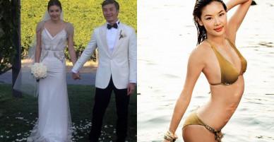 Được Thiên Vương Hong Kong yêu say đắm, mỹ nhân nóng bỏng gốc Việt vẫn phụ bạc rồi cưới đại gia