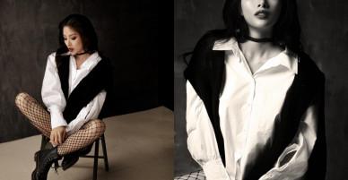 Yaya Trương Nhi tung 'vũ khí' lợi hại, xoay hướng với phong cách thời trang mới lạ