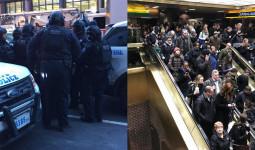 Đánh bom khủng bố ở ga tàu điện ngầm New York