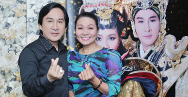 Ngọc Huyền, Kim Tử Long diễn lại Xử án Phi Giao sau 17 năm