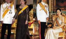 Mối nhân duyên trời định của vị vua được người Thái coi như Phật sống