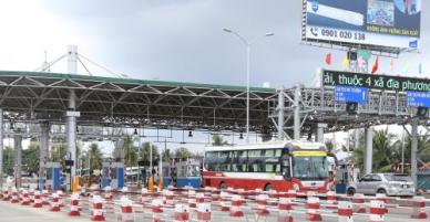 Ngày 17/12, Tổng cục Đường bộ báo cáo phương án giải quyết trạm thu phí BOT Cai Lậy