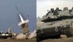 """10 vũ khí """"hàng khủng"""" của Israel khiến Ả Rập e sợ"""
