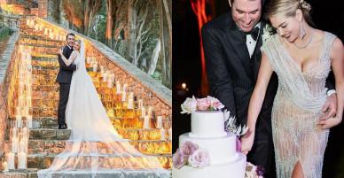3 bộ váy cưới đẹp như thơ của đệ nhất kiều nữ phồn thực