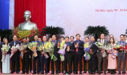 Chia tay các Bí thư Đoàn không tái cử khóa XI