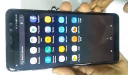 Galaxy A8 2018 lộ video trên tay với camera selfie kép