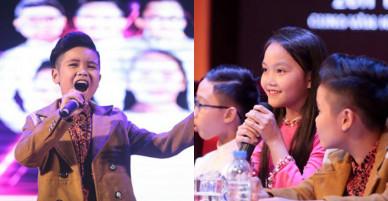 Gia Khiêm, Nhật Minh cùng các Ngôi sao nhí khác hội tụ tại Hà Nội