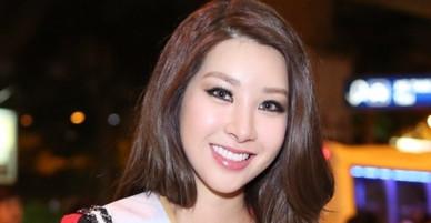 Hoa hậu Siêu quốc gia 2017 đến TP HCM