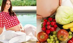Mang thai tháng thứ 7 nên ăn gì?