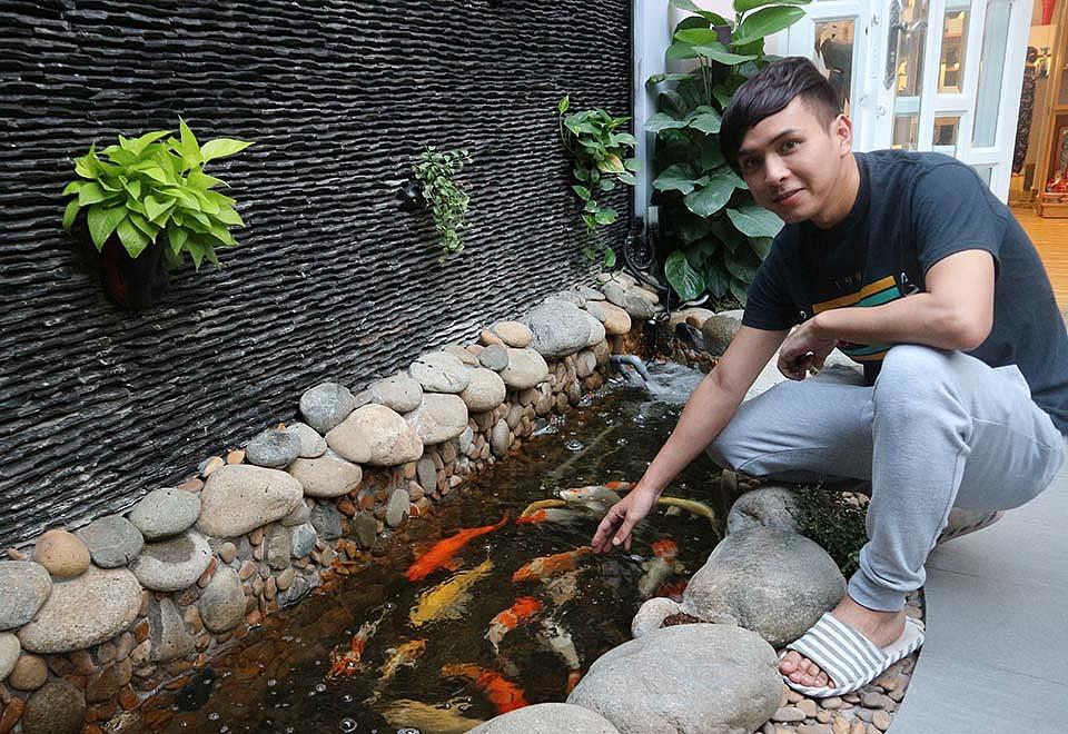 Nhà 4 tỷ đồng của Hồ Quang Hiếu sau hơn 10 năm đi hát