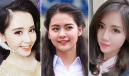 12 nữ sinh xinh đẹp nhất bước vào Chung kết cuộc thi Duyên dáng Ngoại thương là ai?