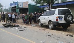 Ba thanh niên tử vong khi xe máy đấu đầu ôtô