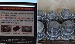 Triều Tiên thả trôi mìn khắp bãi biển nổi tiếng HQ?