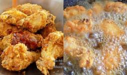 [Chế biến] – Tự làm gà chiên giòn sốt ngọt tuyệt ngon ăn không thể dừng