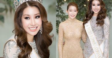 Hoa hậu Siêu quốc gia 2017 xuất hiện rạng rỡ tại Việt Nam, lên tiếng về việc bị chê bai nhan sắc