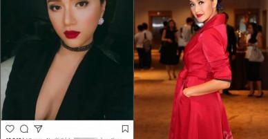 Hương Giang Idol được 'chị đại' Lukkade khen hiền lành trên Instagram