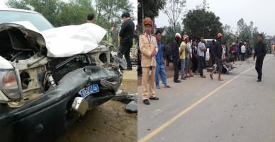 Lái xe biển xanh vụ tai nạn khiến 3 thanh niên tử vong nói gì?