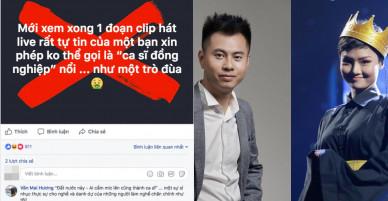 """Những phát ngôn """"vỗ thẳng mặt"""" không kiêng nể của sao Việt"""