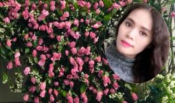 Suối hoa hồng 300 bông mẹ cắm tặng con gái ngày sinh nhật
