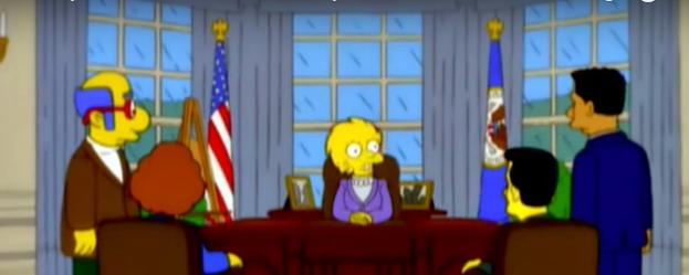 7 lần bộ phim Gia đình Simpson tiên đoán đúng các sự kiện tương lai: Từ Tổng thống Donald Trump tới Disney mua lại hãng Fox - Ảnh 8.