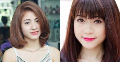 Kiểu tóc phụ nữ 30 nên cắt để trẻ ra cả chục tuổi, hồi xuân nét đẹp đôi mươi