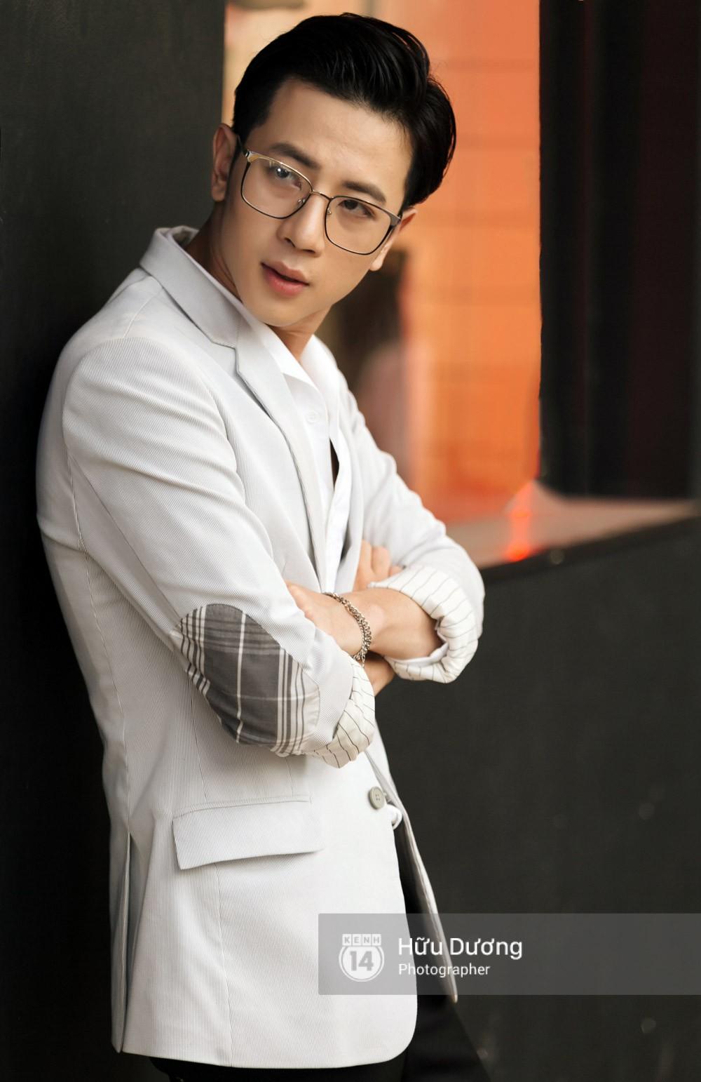 Hotboy học đường Phí Ngọc Hưng: Mình tham vọng lắm! - Ảnh 4.
