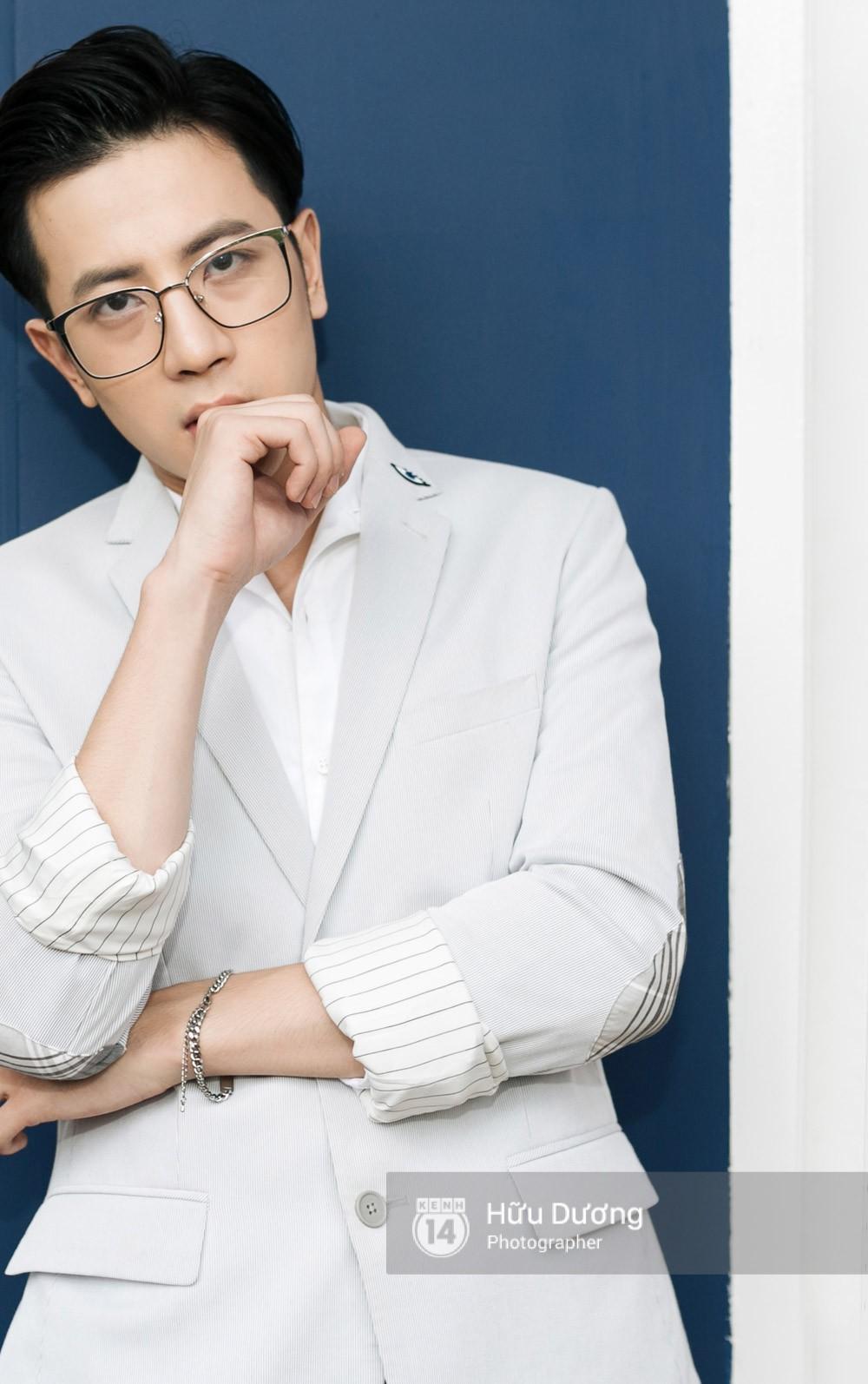 Hotboy học đường Phí Ngọc Hưng: Mình tham vọng lắm! - Ảnh 3.