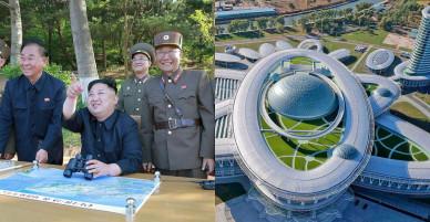 """Hé lộ cách ông Kim Jong-un """"trải thảm đỏ"""" đón các nhà khoa học Triều Tiên"""