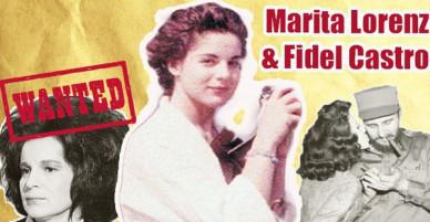 Cuộc đời ly kỳ của Marita Lorenz: Nữ điệp viên, người yêu và cũng là người ám sát hụt lãnh tụ Fidel Castro