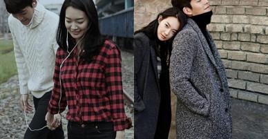 Lộ ảnh hẹn hò trước khi phát hiện ung thư của Kim Woo Bin