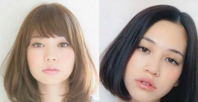 3 kiểu tóc ngắn xinh yêu đặc trưng của con gái Nhật