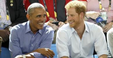 Những khoảnh khắc tình bạn của người nổi tiếng hot nhất năm 2017: Từ cựu Tổng thống Obama cho tới bộ ba Titanic