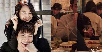 Trước khi phát hiện bị ung thư vòm họng, Kim Woo Bin và Shin Min Ah từng rất ngọt ngào