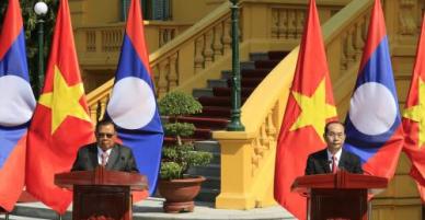 Họp báo bế mạc Năm Đoàn kết Hữu nghị Việt Nam - Lào, Lào - Việt Nam 2017