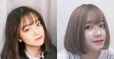 5 kiểu tóc ngang vai Hàn Quốc hot nhất, dù già hay trẻ cứ cắt là lung linh, xinh xắn vô cùng
