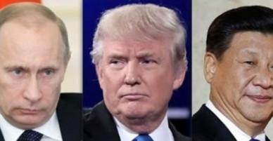 Mỹ sợ Nga và Trung Quốc điều gì?