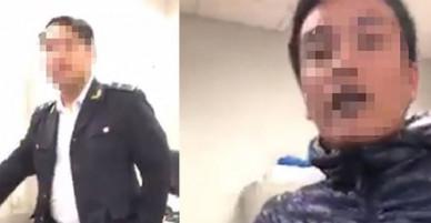 2 nhân viên hải quan Nội Bài bị đình chỉ công việc vì thái độ không đúng mực