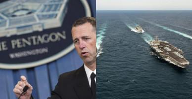 """Tăng cường sức mạnh ở Thái Bình Dương, Mỹ """"để mắt"""" tới Trung Quốc?"""