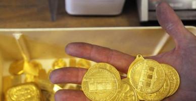 Giá vàng hôm nay 23.12: Bật tăng mạnh phiên cuối tuần?