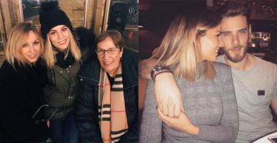De Gea đăng ảnh tình cảm chúc sinh nhật bạn gái ca sĩ