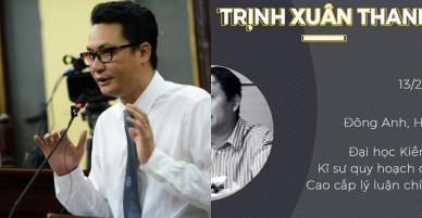 Trịnh Xuân Thanh có thêm luật sư bào chữa thứ 4