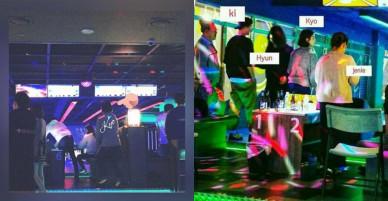 Vợ chồng Song Hye Kyo, Song Joong Ki đi chơi bowling đêm Giáng Sinh