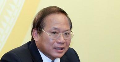 Ông Trương Minh Tuấn: Kiểm tra việc cấp thẻ báo chí cho chủ quán nhậu
